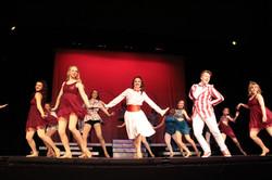 102 Mickey Show, Menlo College