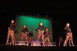985 Mickey Show, Menlo College