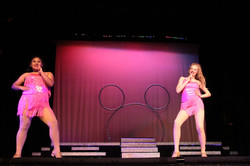 456 Mickey Show, Menlo College