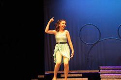 563 Mickey Show, Menlo College