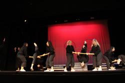871 Mickey Show, Menlo College