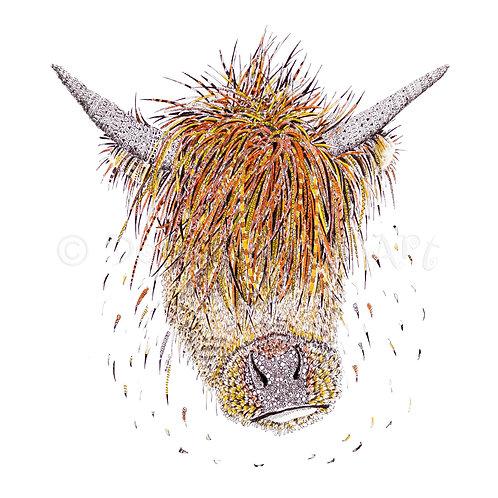 Highland Cow [012]
