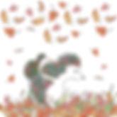 208 Hedgehog autumn leaves low res.jpg