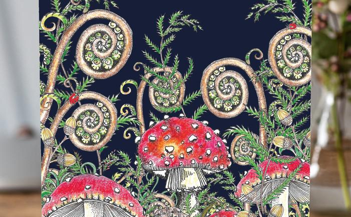 545 Woodland Fungi dark.jpg