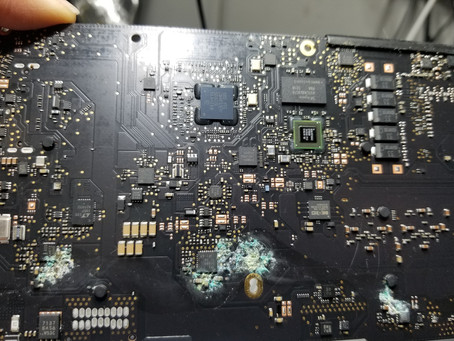 Got a liquid damage computer in Vancouver ? Don't panic! Follow these steps to save your computer!