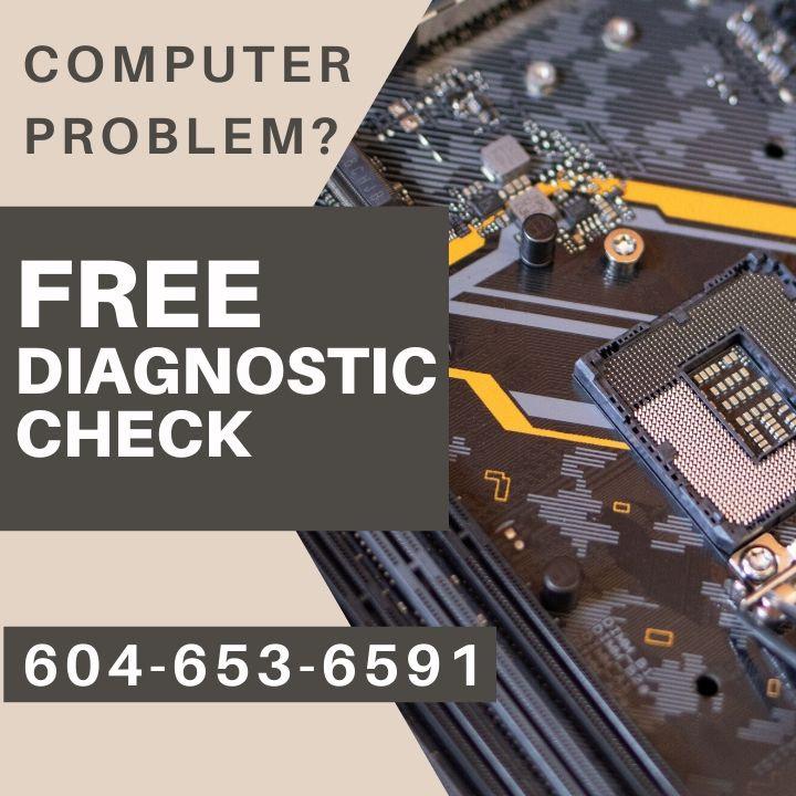 FREE Diagnostic Check (Estimates)