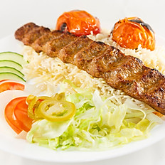 Koobideh Kabab Plate