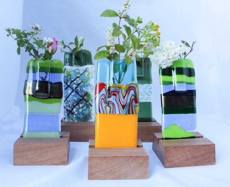 little pocket vases