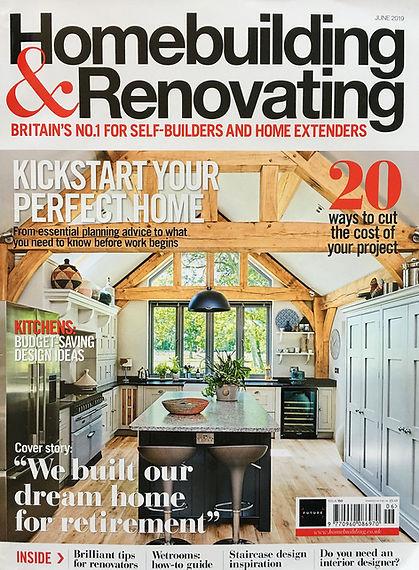 Homebuilding & Renovating - June 2019sma