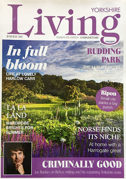 Yorkshire Living Harrogate - June July 2