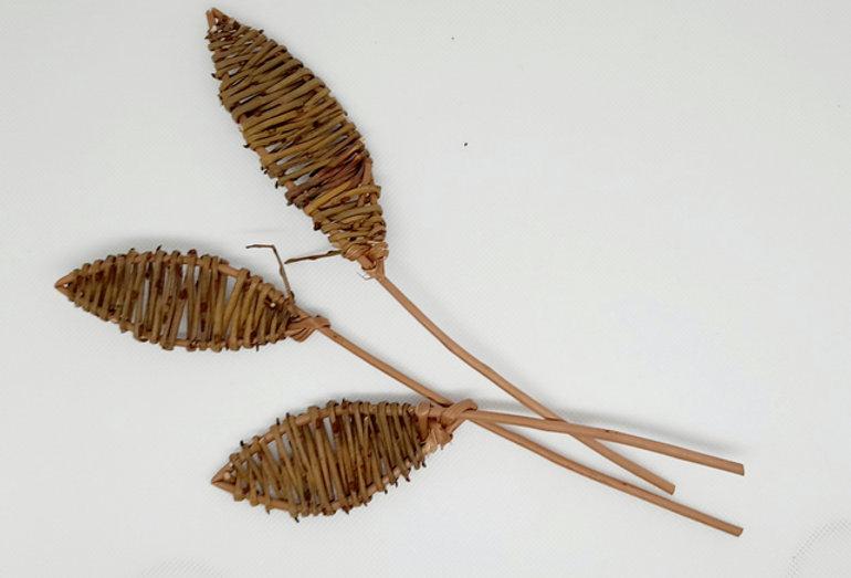 1 x XS willow leaf
