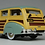 Thumbnail: GC-034 A 1948 Pontiac Streamlined Woodie Genesee Green.