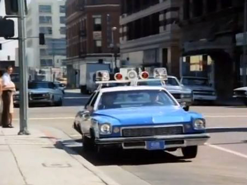 GC-NYPD-005 1974 Buick Century New York Police Department