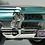 Thumbnail: GC-035 B 1964 Cadillac Coupe De Ville Firemist Aquamarine.