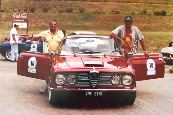 """La """"2600"""" Sprint domesticada y el Rally de Punta del Este."""