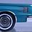 Thumbnail: GC-008 A 1965 MERCURY PARK LANE MARAUDER Ocean Turquoise