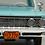 Thumbnail: GC-025 A 1961 Mercury Comet Green Frost