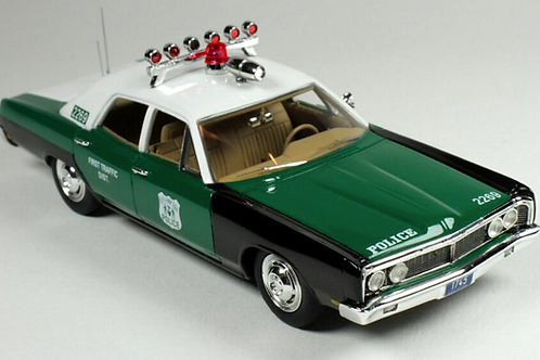 GC-NYPD-001 1970 Ford Galaxie New York Police Department