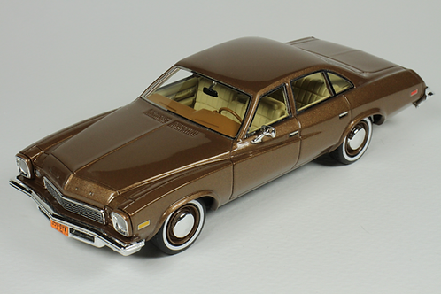GC-048 A 1974 Buick Century color Nutmeg Poly