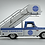"Thumbnail: GC-PAA-003 1965 Ford F-100 stairs Truck ""Pan American Airways"""
