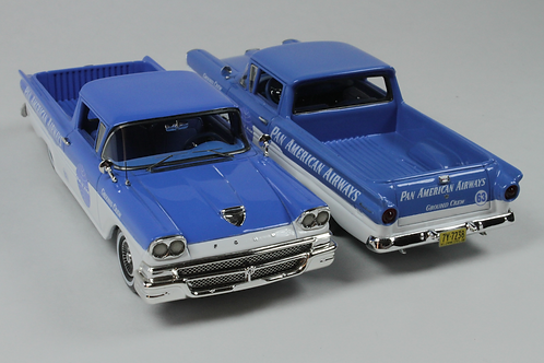 "GC-PAA-002 1958 FORD RANCHERO ""Pan American Airways"""