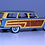 Thumbnail: GC-006 A 1953 FORD COUNTRY SQUIRE Glacier Blue