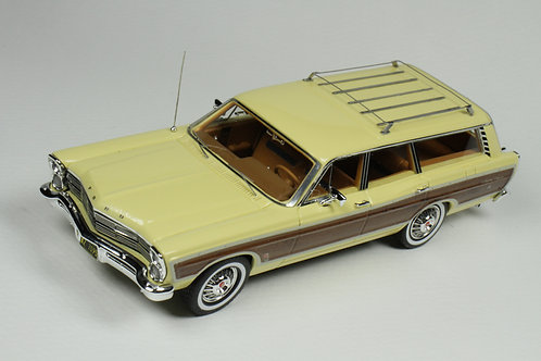 GC-047 B 1967 Ford Country Squire Springtime Yellow