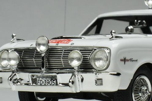 GC-032 1963 Ford Falcon Montecarlo Rally