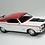 Thumbnail: GC-031 A 1969 Mercury Cyclone White & Red