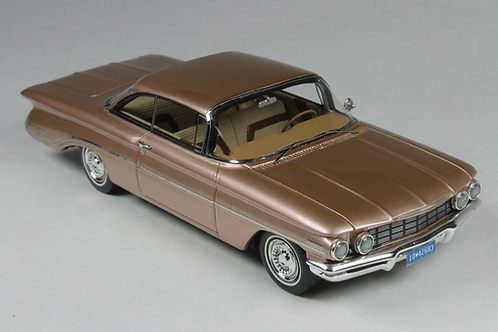 GC-021 A 1960 Oldsmobile Copper Mist Poly