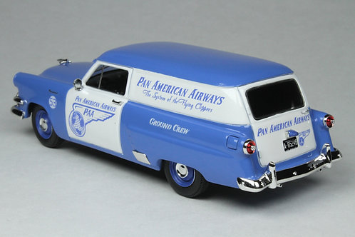 "GC-PAA-001 1953 Ford ""Pan American Airways""."