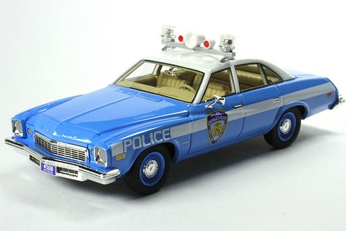 GC-NYPD-005 1974 Buick Century New York Police Department