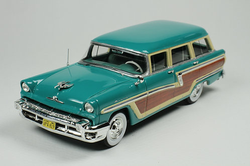 GC-012 A 1956 MERCURY MONTEREY Station Wagon Health Green.