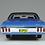 Thumbnail: GC-029 B 1970 Chevrolet Impala Custom Coupe coupe  Mulsanne Blue