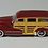 Thumbnail: GC-034 B 1948 Pontiac Streamlined Woodie Rio Red.
