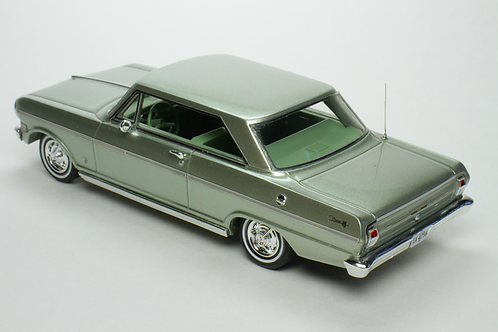 GC-018 A 1963 Chevy Nova Laurel Green