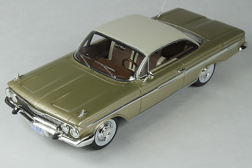 GC-011 B 1961 CHEVROLET IMPALA Fawn Metallic