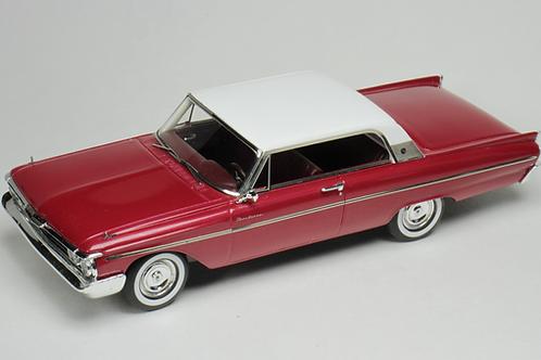 GC-036 A 1961 Mercury Monterey Red Metallic