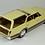 Thumbnail: GC-040 B 1969 Oldsmobile Vista Cruiser color Saffron