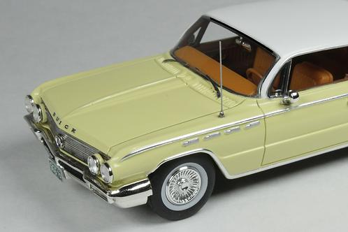 GC-013 A 1962 Buick Electra Cameo Cream