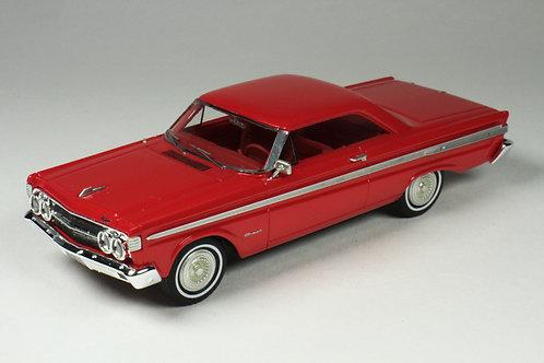 GC-039 A 1964 Mercury Comet Caliente Carnival Red