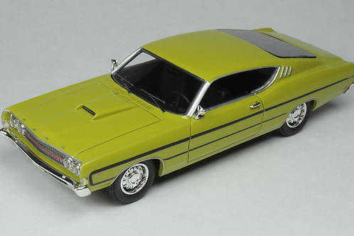 GC-009 B 1969 FORD TORINO Yellow