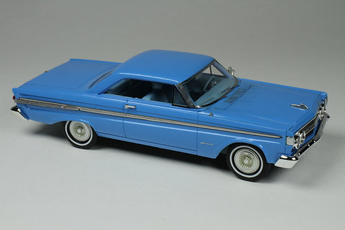1964 Mercury Comet Caliente Pacific Blu