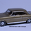 Thumbnail: GC-018 B 1963 CHEVY NOVA Saddle Tan Poly