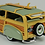 Thumbnail: GC-045 B 1948 Chevrolet Fleetmaster Woodie Satin Green