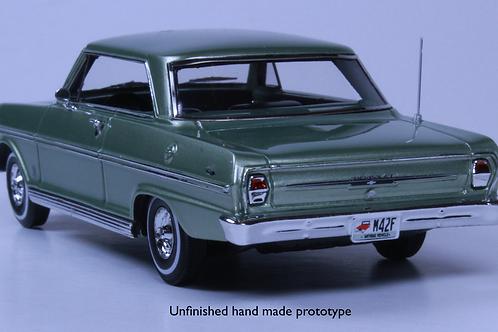GC-018 A 1963 Chevy Nova Laurel Green