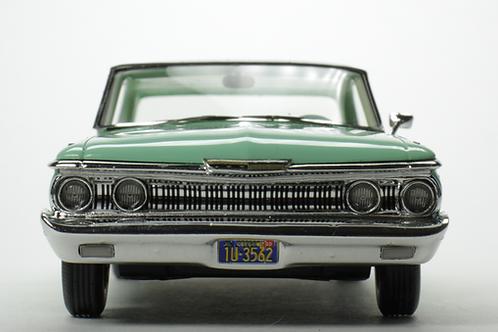GC-036 B 1961 Mercury Monterey Green