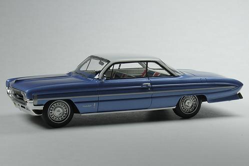 GC-020 B 1961 Oldsmobile 98 Blue