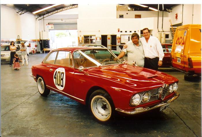 Este era el Alfa que había visto 40 años atrás!!!!!!