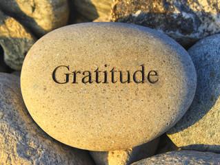 Take on the Attitude of Gratitude